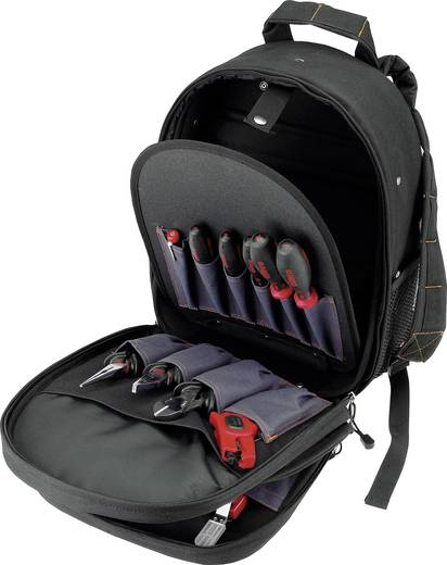 Cimco 170420 Elektriker Werkzeugrucksack bestückt