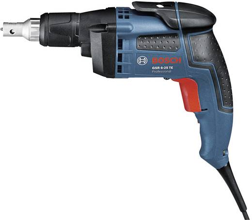 Bosch Professional GSR 6-25 TE Netz-Trockenbauschrauber