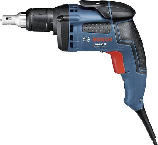 Bosch Professional GSR 6-45 TE Netz-Trockenbauschrauber