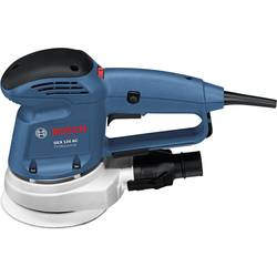 Excentrická brúska Bosch Professional GEX 125 AC, 340 W, brús. plocha Ø 125 mm