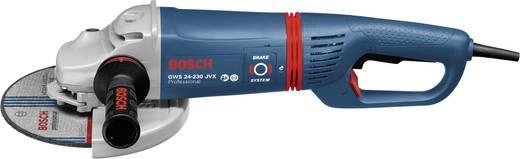 Winkelschleifer 230 mm 2400 W Bosch Professional GWS 24-230 JVX 0601864U04
