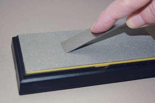 Diamant-Schärfblock mit doppelseitiger Schärfplatte 450 310 1 St.