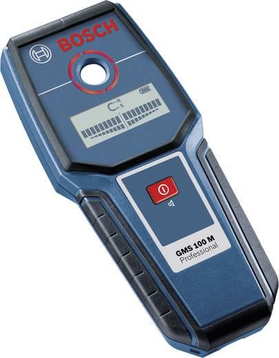 Ortungsgerät Bosch GSM 100 M 0601081100 Ortungstiefe (max.) 100 mm Geeignet für eisenhaltiges Metall, nicht eisenhaltig