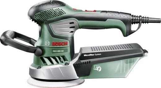 Exzenterschleifer inkl. Koffer 350 W Bosch Home and Garden PEX 400 AE 06033A4000 Ø 125 mm