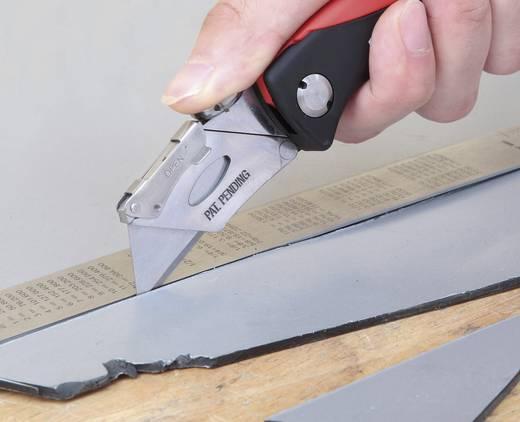 TOOLCRAFT Universal-Faltmesser Messer Cutter mit Magazin