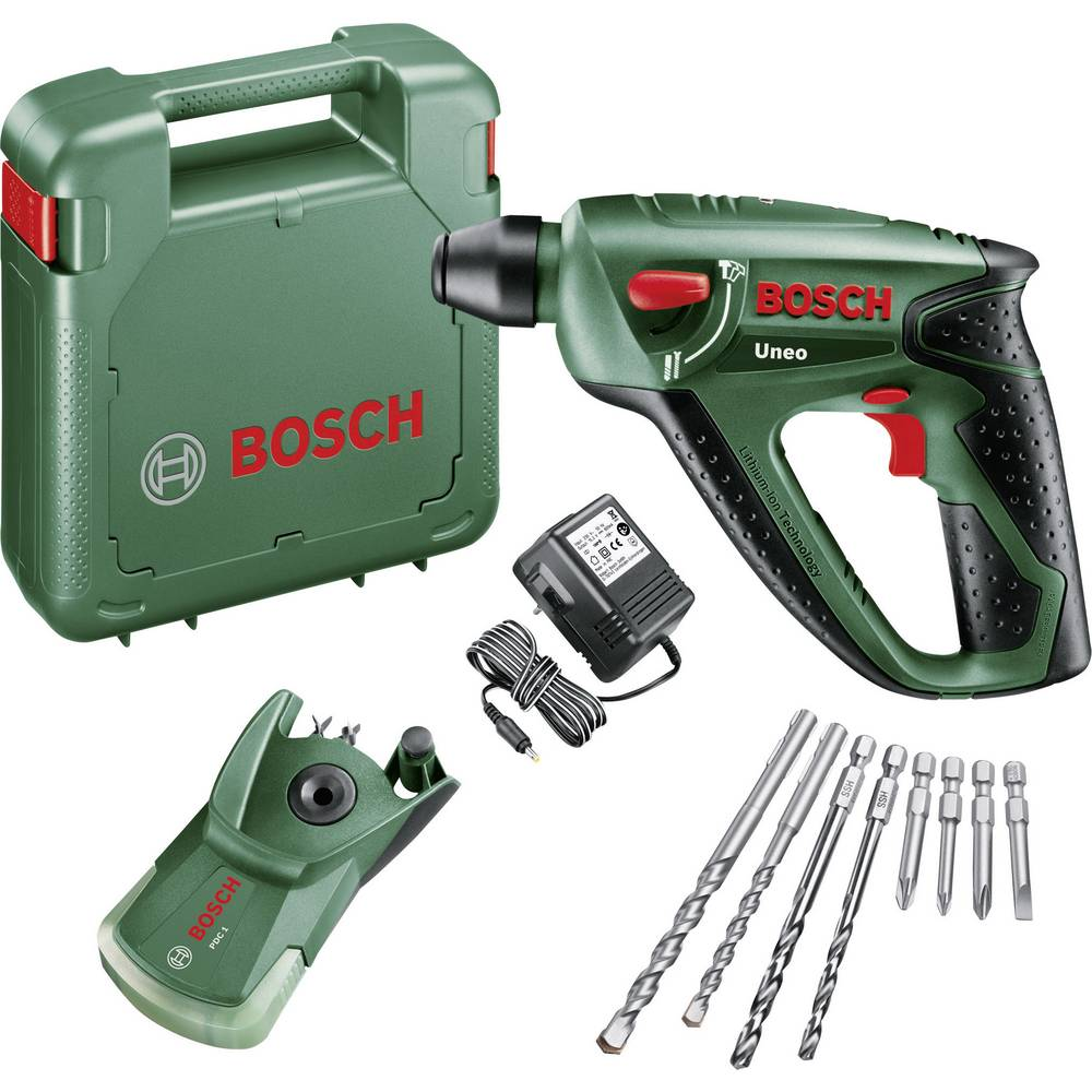 bosch uneo hammer drill 14 4 v from. Black Bedroom Furniture Sets. Home Design Ideas