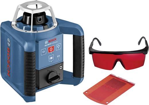Rotationslaser selbstnivellierend Bosch Professional GRL 300 HVG Reichweite (max.): 100 m Kalibriert nach: ISO