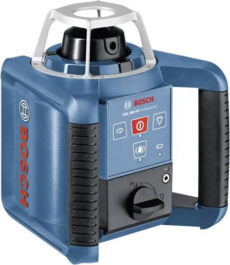 Rotationslaser selbstnivellierend Bosch GRL 300 HVG Professional Reichweite (max.): 100 m Kalibriert nach: Werksstandard