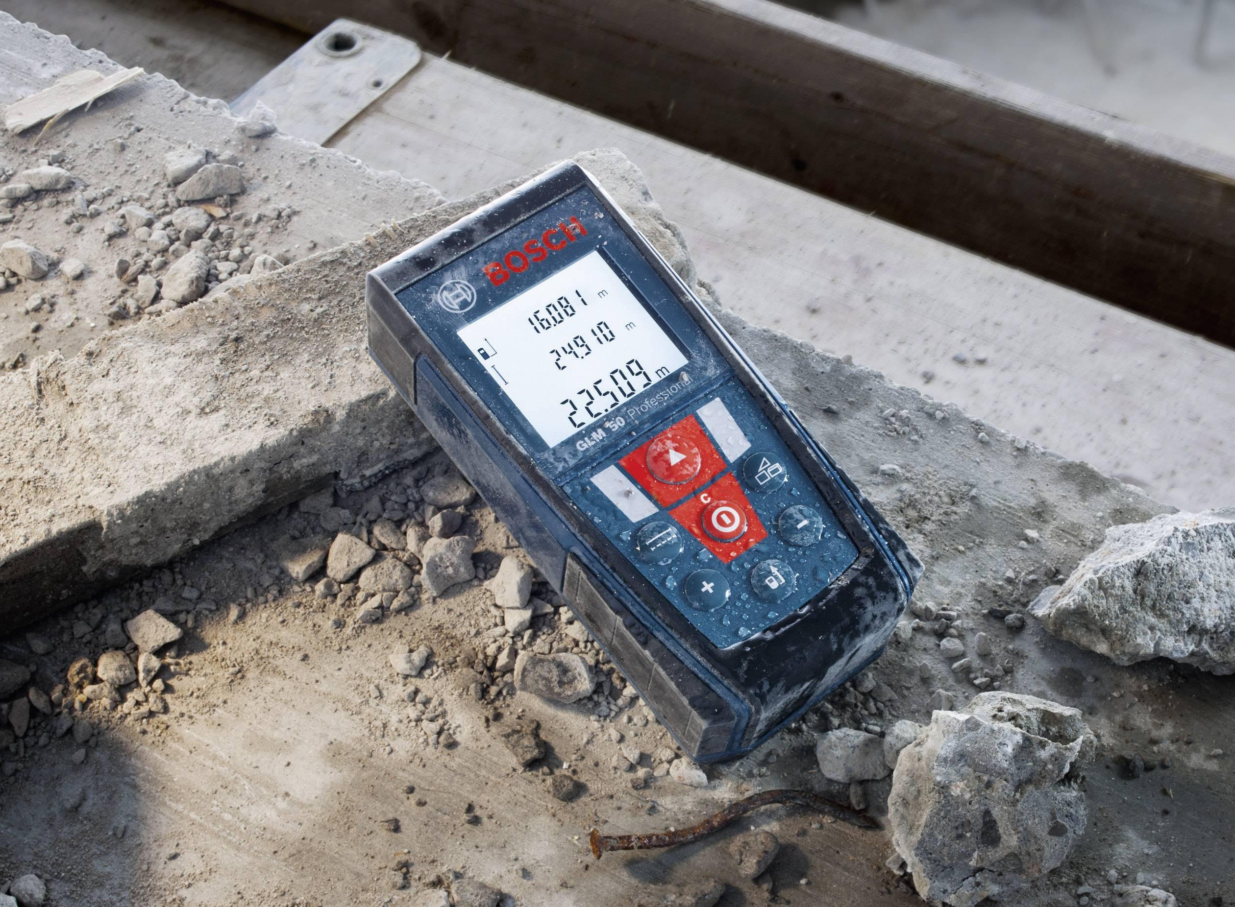 Bosch glm laser entfernungsmesser