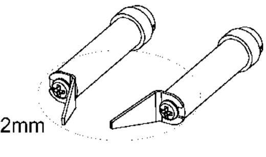 Entlötspitze Star Tec Spitzen-Größe 2 mm Inhalt 2 St.