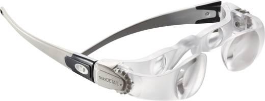Lupenbrille Vergrößerungsfaktor: 2 x Eschenbach MAX DETAIL