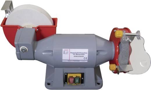 Holzmann Maschinen Doppelschleifmaschine mit Wasserstein DSM 150200W H040200007