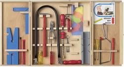 Lupínková pila v kufříku pro děti Donau Elektronik M407C