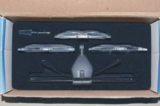 Lupenbrille mit LED-Beleuchtung Vergrößerungsfaktor: 1.5 x, 2.5 x, 3.5 x RONA 450515