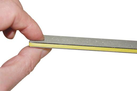 Doppelseitige Schärfplatte mittel/superfein