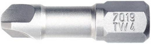 Tri-Wing-Bit 2 Wiha 7019 TW ZOT 2X25 TRI-WING Chrom-Vanadium Stahl gehärtet, zähhart C 6.3 1 St.
