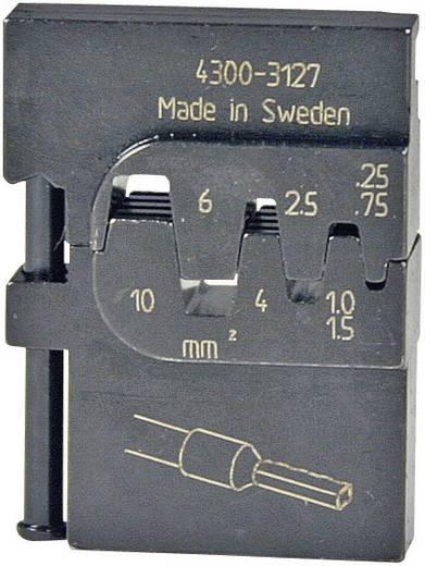 Pressmaster Crimpzangen-Set 4teilig Aderendhülsen, Isolierte Kabelschuhe, Gedrehte Kontakte, Steckverbinder