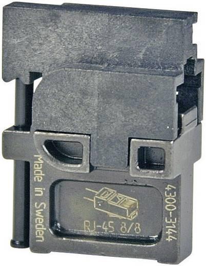 Crimpeinsatz Modularstecker (Westernstecker) RJ45 Pressmaster 4300-3144 4300-3144 Passend für Marke Pressmaster MCT