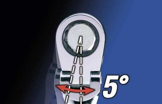 Knarren-Ring-Maulschlüssel-Satz 7teilig 14 - 24 mm Crescent