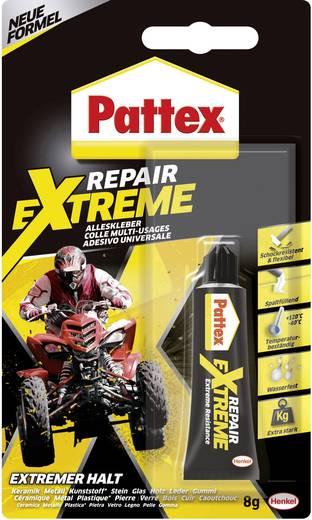 Pattex Gel de réparation Kunststoffkleber PRXG8 8 g