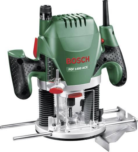 Bosch Home and Garden POF 1400 ACE Oberfräse inkl. Koffer 1400 W