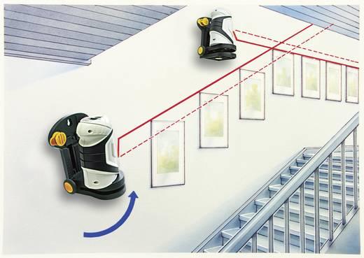 Kreuzlinienlaser selbstnivellierend Laserliner SUPERCROSS-LASER 2 Reichweite (max.): 20 m Kalibriert nach: Werksstandard