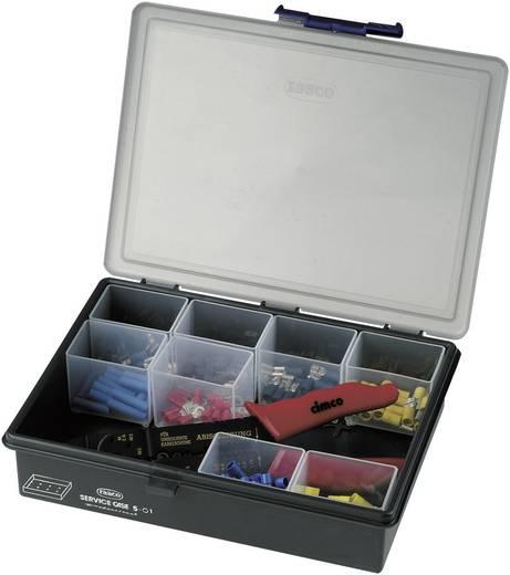 Presszangen-Set 135teilig Isolierte Kabelschuhe 0.5 bis 6 mm² Cimco 181530