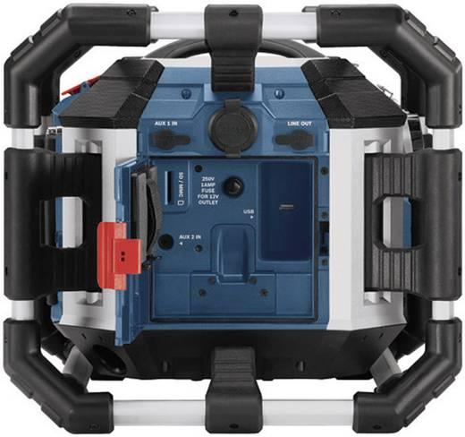 UKW Baustellenradio Bosch GML 20 Blau, Schwarz