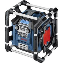 FM outdoorové rádio Bosch Professional GML 20, modrá, černá