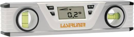 Digitale Wasserwaage 238 mm 180 ° Laserliner DIGILEVEL COMPACT 081.202A 0.5 mm/m Kalibriert nach: Werksstandard (ohne Z