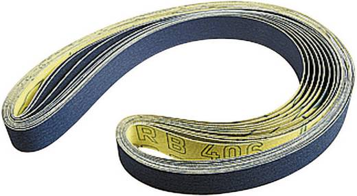 Schleifband Körnung 180 (L x B) 815 mm x 20 mm Fein K180 20 x 815 mm 63714051014 10 St.