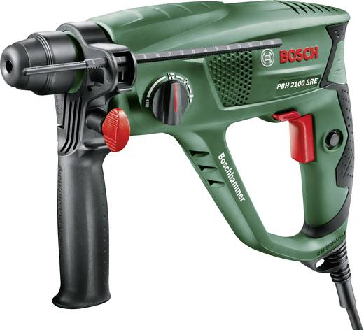 Bosch Home and Garden PBH 2100 SRE SDS-Plus-Bohrhammer 550 W inkl. Koffer