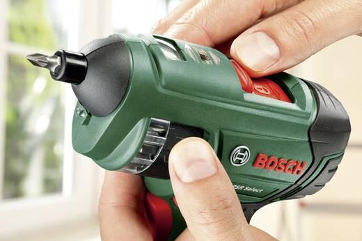 Bosch Home and Garden PSR Select Akku-Schrauber 3.6 V 1.5 Ah Li-Ion inkl. Akku, inkl. Koffer