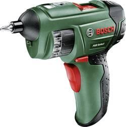 Aku vŕtací skrutkovač Bosch Home and Garden PSR Select 0603977000, 3.6 V, 1.5 Ah, Li-Ion akumulátor