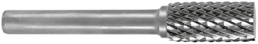 HM Frässtift Zylinder Form A Zylinder (ZYA) ohne Stirnverzahnung RUKO 116012 Kugel-Durchmesser 10 mm Hartmetall Schaft-Ø