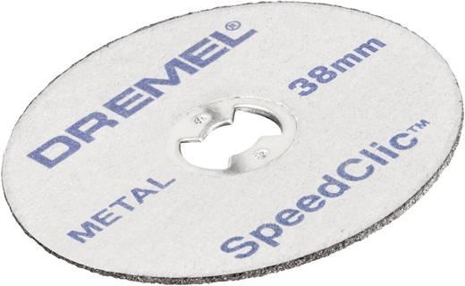 DREMEL® Scheiben-Schnellwechsel-System SpeedClic™ Startset Dremel 2615S406JC Durchmesser 38 mm 1 Set