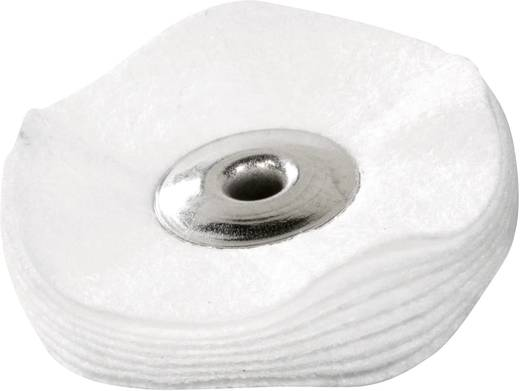 Dremel Textilpolierscheibe Ø 25 mm SpeedClick Dremel 423 2615S423JA 1 St.