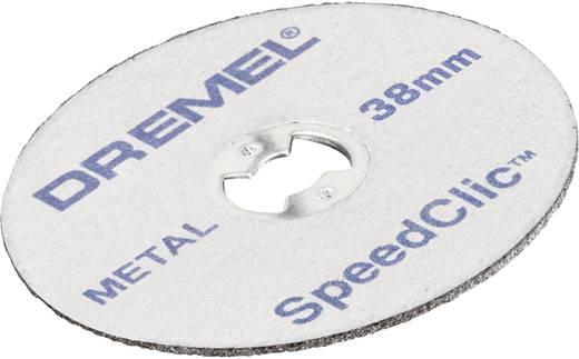 Metall-Trennscheiben SpeedClic™ Dremel® SC456 Dremel 2615S456JC Durchmesser 38 mm 5 St.