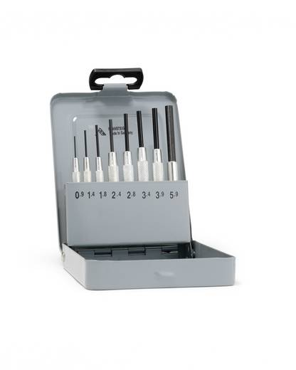 Rennsteig Werkzeuge Splintentreiber m. Hülse Satz Metallkass 457 100 5