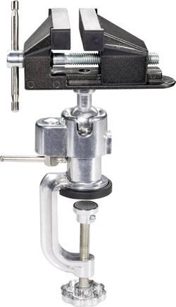 Svěrák s kulovým kloubem Basetech, 73 mm