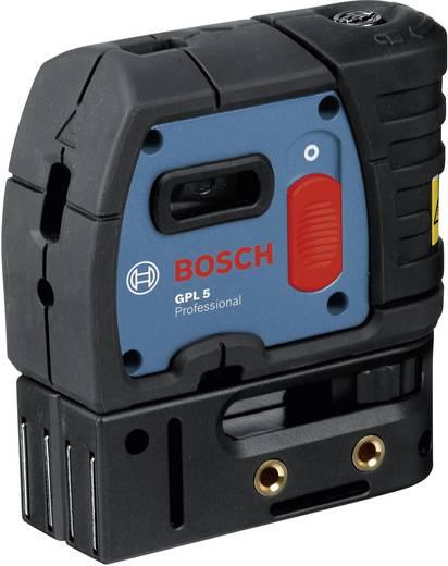 Bosch Professional GPL 5 Punktlaser selbstnivellierend Reichweite (max.): 30 m Kalibriert nach: ISO