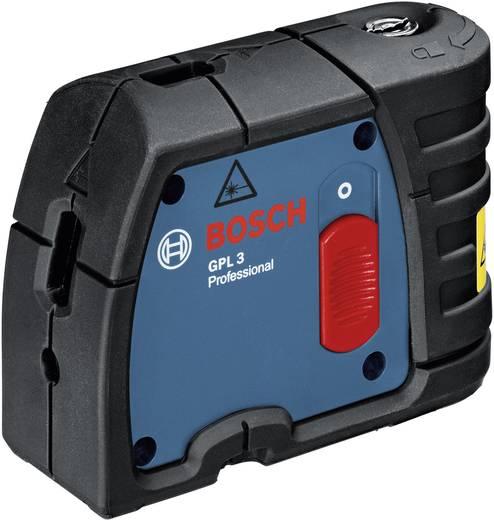 Bosch Professional GPL 3 Punktlaser selbstnivellierend Reichweite (max.): 30 m Kalibriert nach: ISO