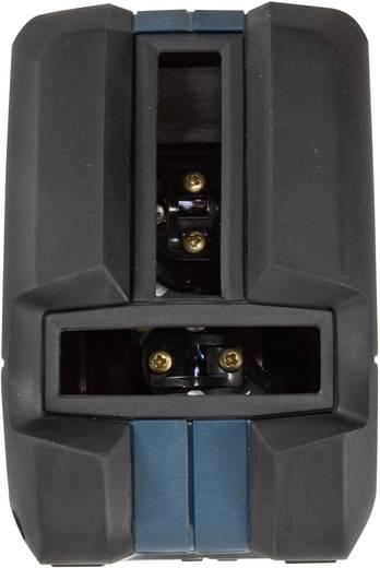Linienlaser selbstnivellierend Bosch Professional GLL 2-50 Reichweite (max.): 20 m Kalibriert nach: ISO