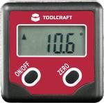 Rapporteur d'angle numérique TOOLCRAFT 816141 180 ° Etalonnage: d'usine sans certificat 1 pc(s)