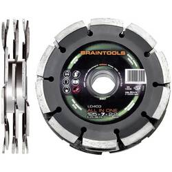 ALL IN ONE diamantový rezací kotúč LD403 125 x 7 x 28,5 x 22,23 mm Rhodius 303621, Ø 125 mm, vnútorný Ø 22.23 mm, 1 ks