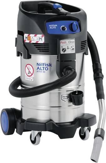 Nilfisk ATTIX 40-0M PC TYPE 22 107400410 Nass-/Trockensauger 1400 W 37 l halbautomatische Filterreinigung, antistatisch