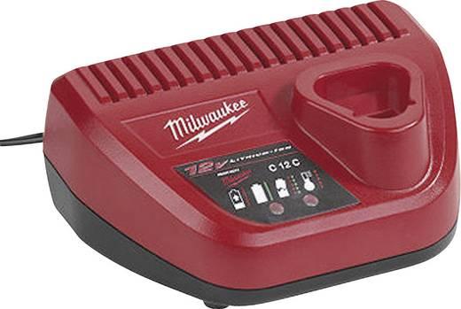 Milwaukee C12C Schnellladegerät 4932352000, Passend für Milwaukee Stabaakkusystem C12B