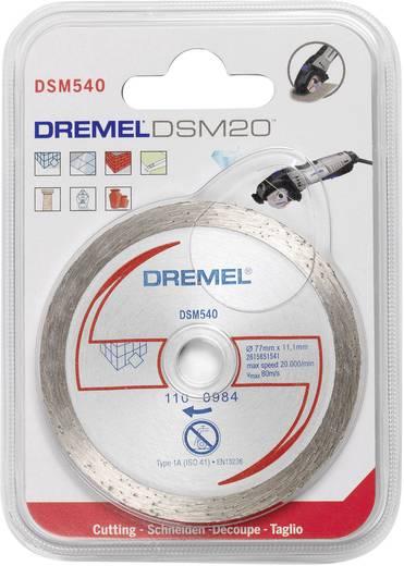 Fliesen Diamant Trennscheibe DSM 540 Dremel 2615S540JA Durchmesser 77 mm 1 St.