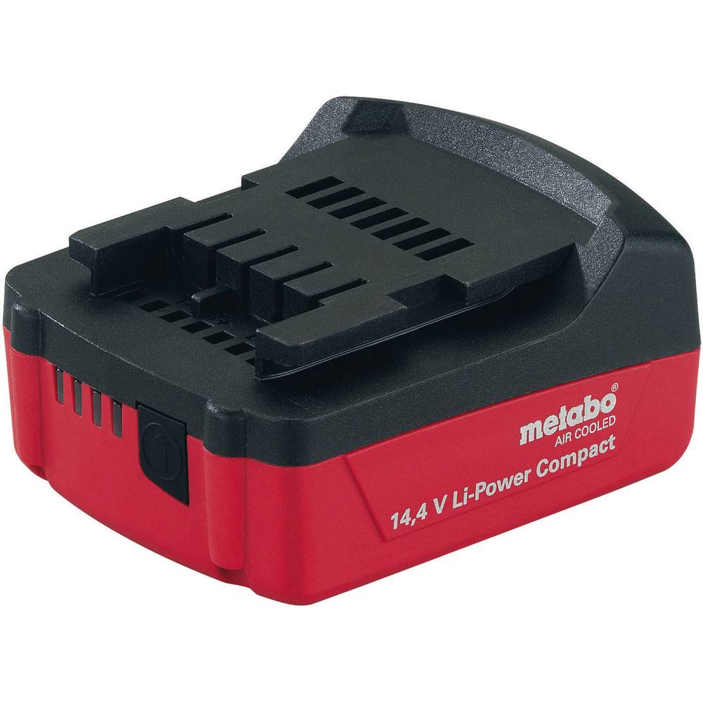 Batterie de rechange li ion 14 4 v metabo 14 4 v li power - Parkside batterie de rechange ...