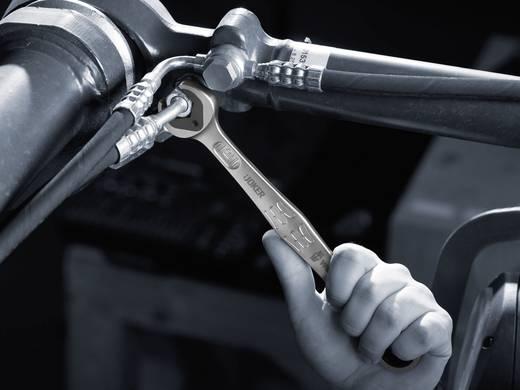 Doppel-Maulschlüssel 17 - 19 mm DIN ISO 1711-1 Wera Joker 05003765001